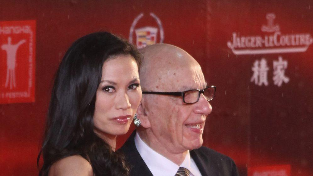 Rupert Murdoch i Wendi Dang (Foto: Getty Images)