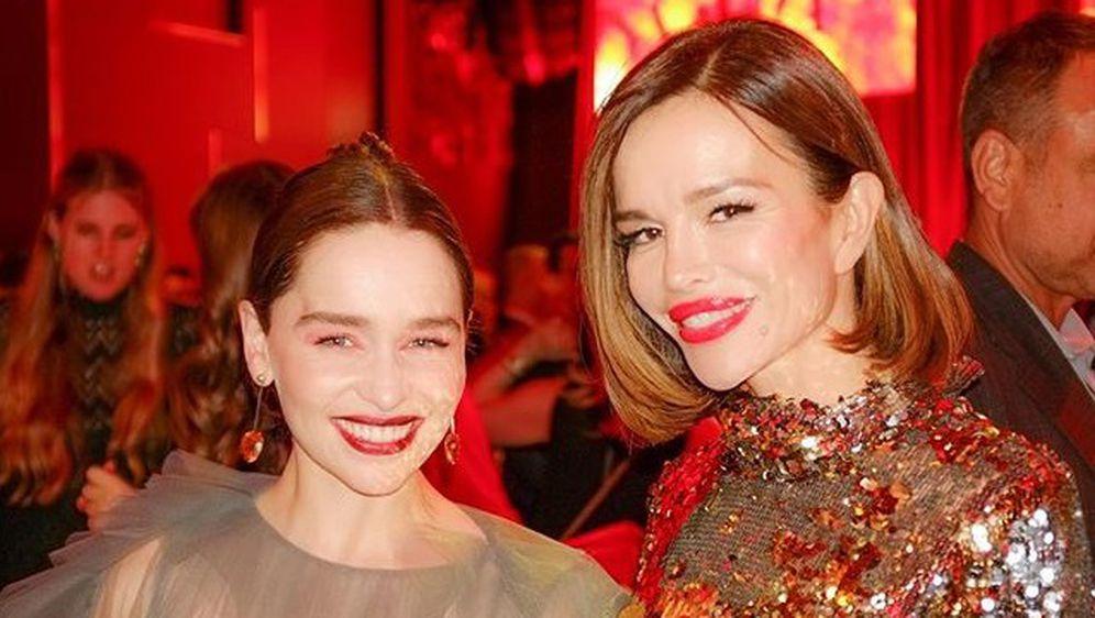 Severina i Emilia Clark (Foto: Instagram)