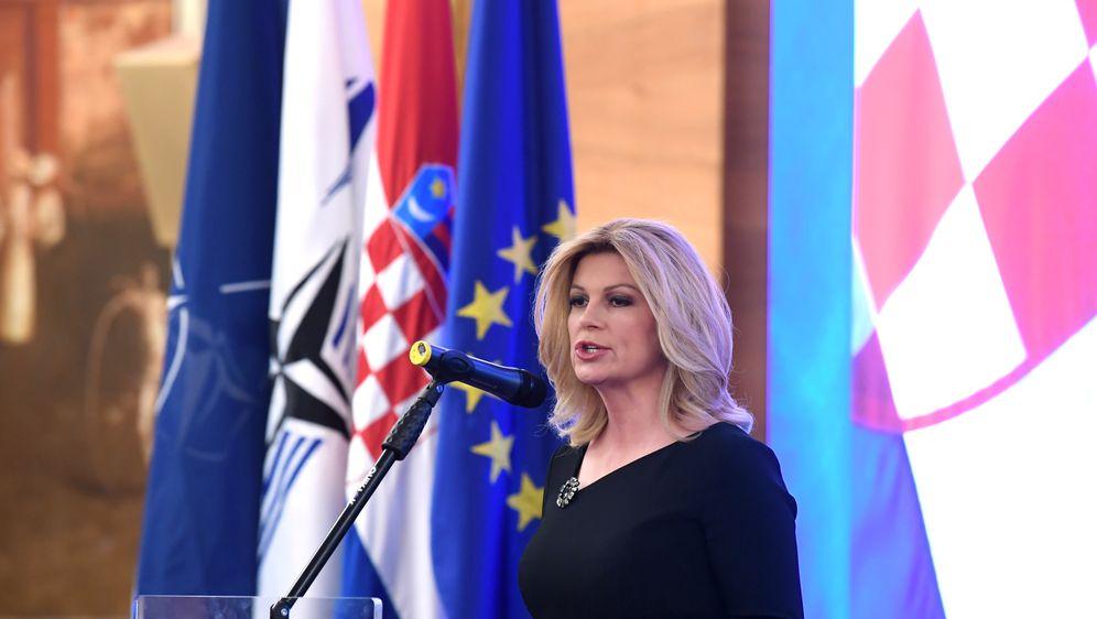 Kolinda Grabar-Kitarović (Foto: Marko Lukunic/PIXSELL)