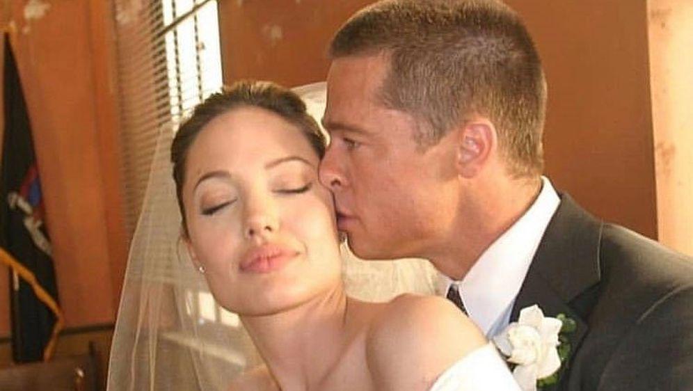 Brad Pitt, Angelina Jolie (Foto: Profimedia)