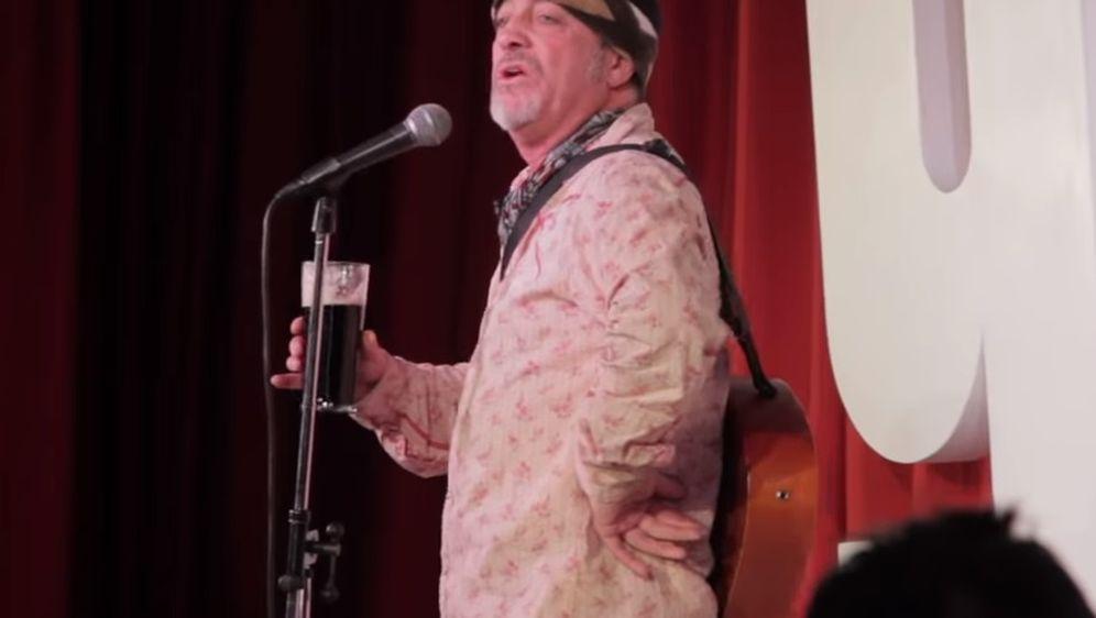 Ian Cognito (Foto: Youtube Screenshot)