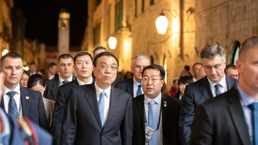 Kineska delegacija u posjetu Hrvatskoj (Foto: Grgo Jelavic/PIXSELL)
