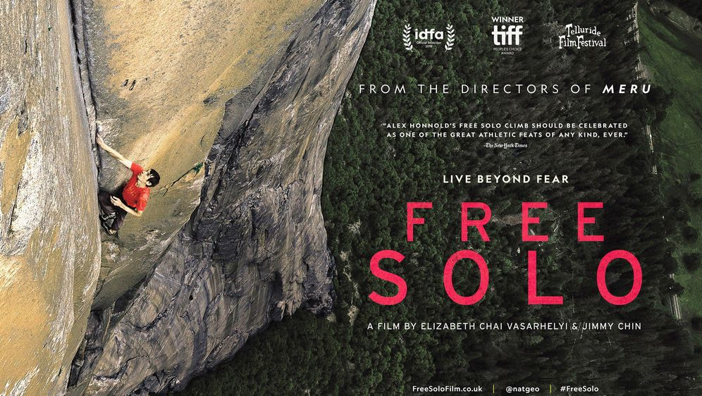 "\""Free Solo\"" dokumentarni je film (Foto: Profimedia)"