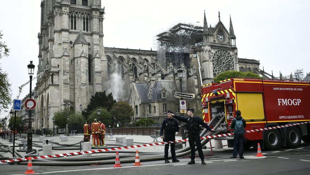Katedrala Notre Dame nakon požara (Foto: AFP) - 3