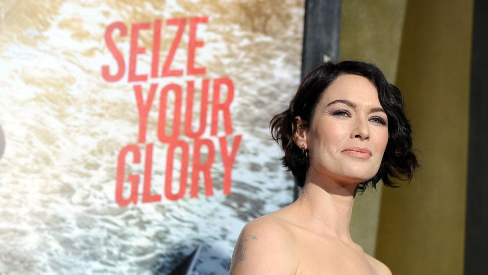 Lena Headey u seriji glumi kraljicu Cersei (Foto: Getty Images)