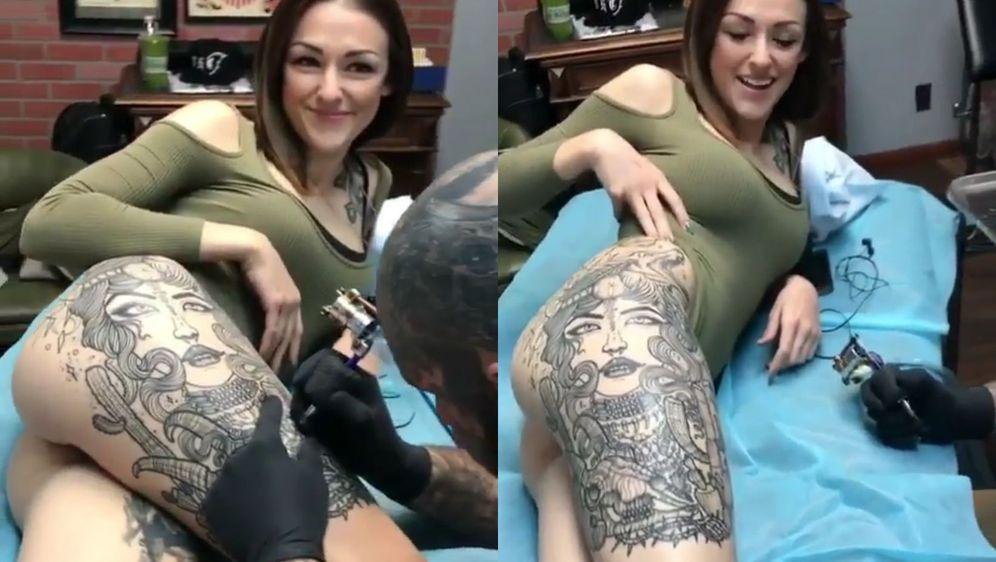 Tetovaže (Foto: Screenshot/Instagram)