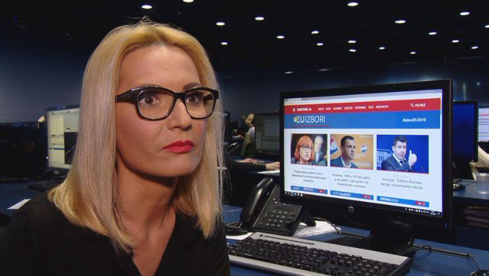 Komunikacijska stručnjakinja dr. sc. Gabrijela Kišiček (Foto: Dnevnik.hr)