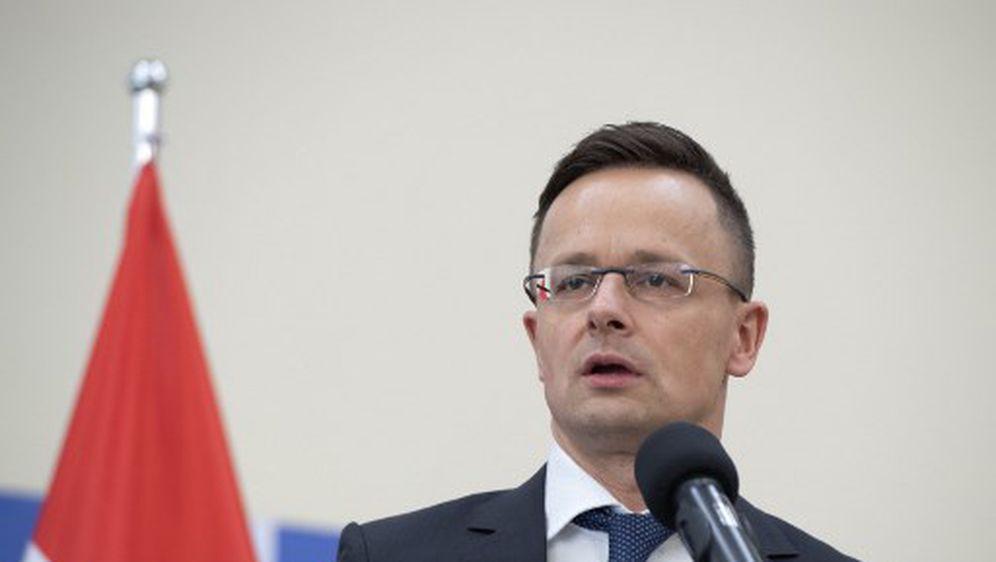 Peter Szijjarto (Foto: AFP)