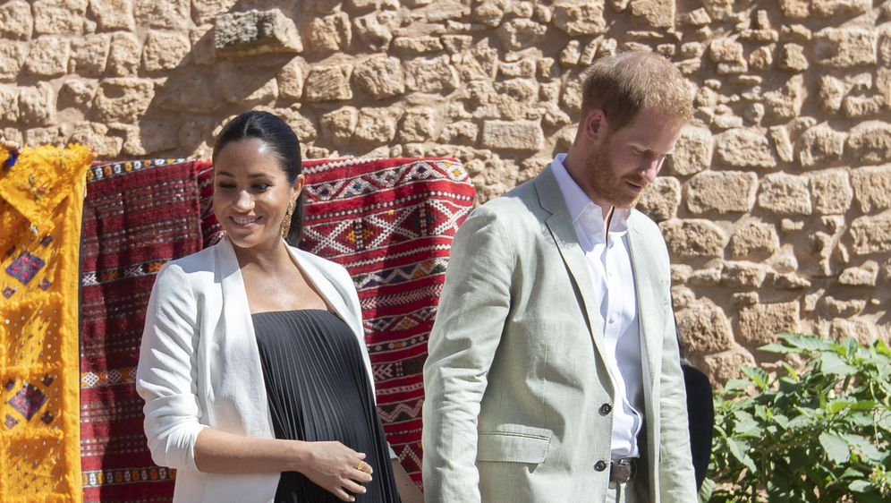Meghan Markle i princ Harry (Foto: Getty Images)