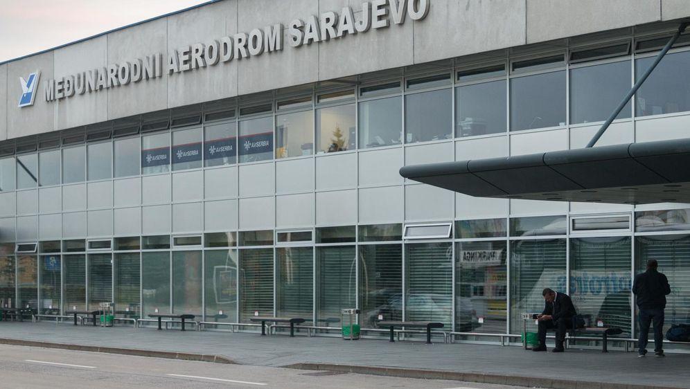 Zračna luka u Sarajevu (Foto: Davor Puklavec/PIXSELL)
