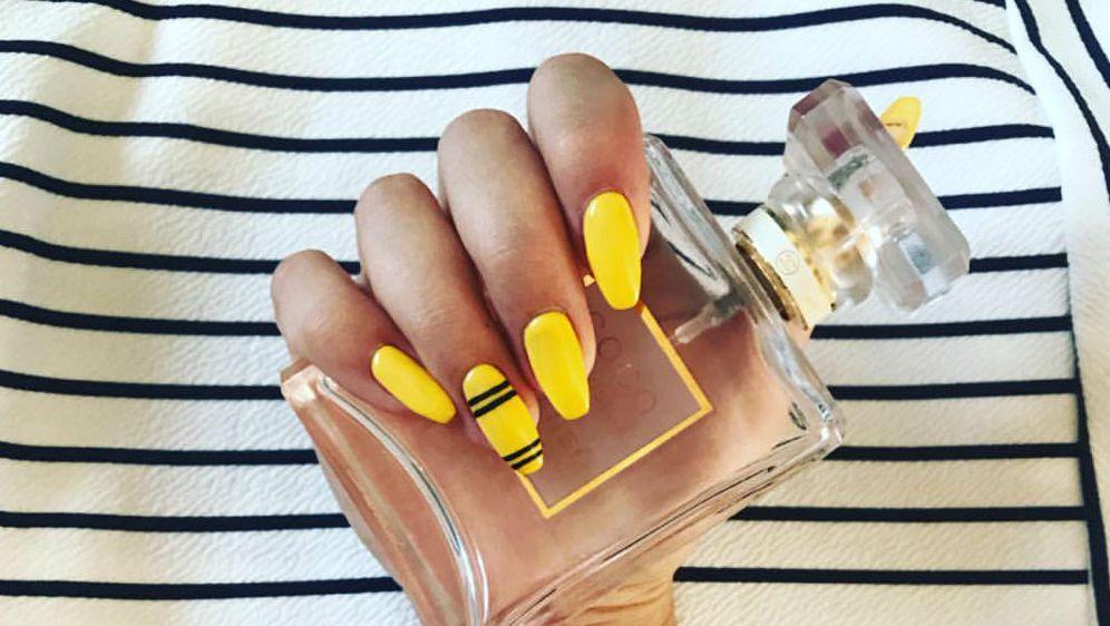 Proljeće je idealno godišnje doba za žuti lak na noktima