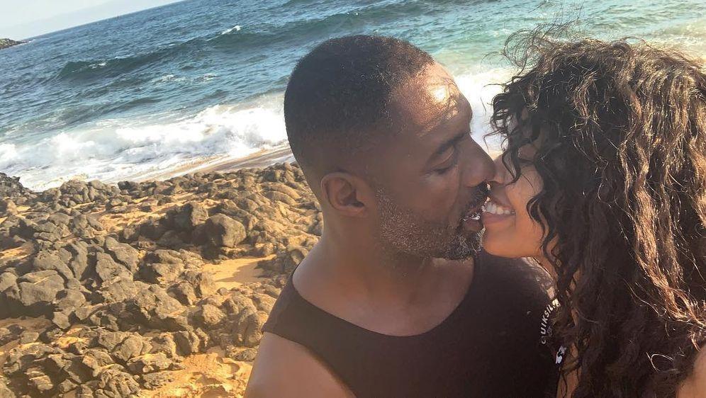 Idris Elba i Sabrina Dhowre (Foto: Instagram)
