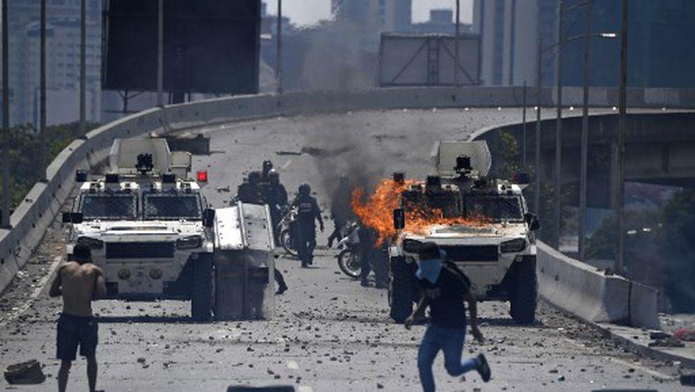Nemiri u Venezueli (Foto: AFP)