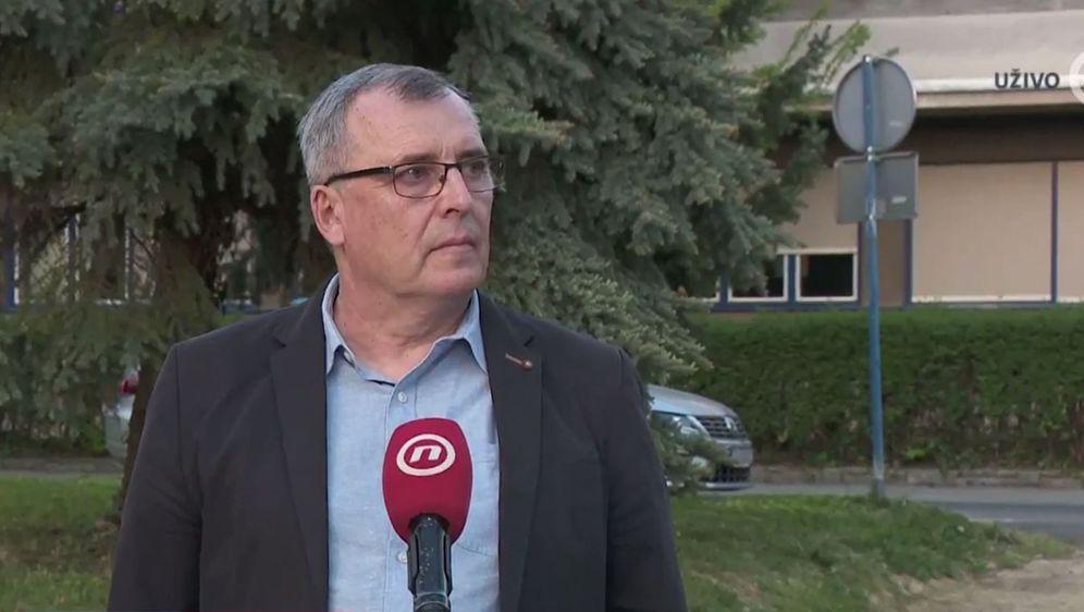 Krunoslav Capak, ravnatelj HZJZ-a i član Nacionalnog kriznog stožera