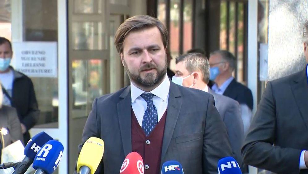Ministar Tomislav Ćorić