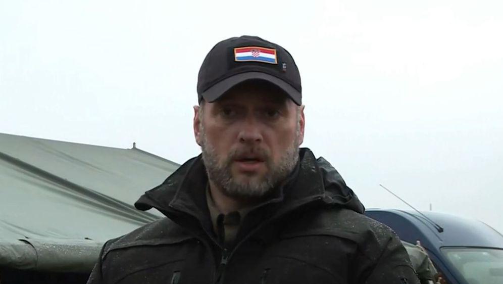 Mario Banožić, ministar obrane