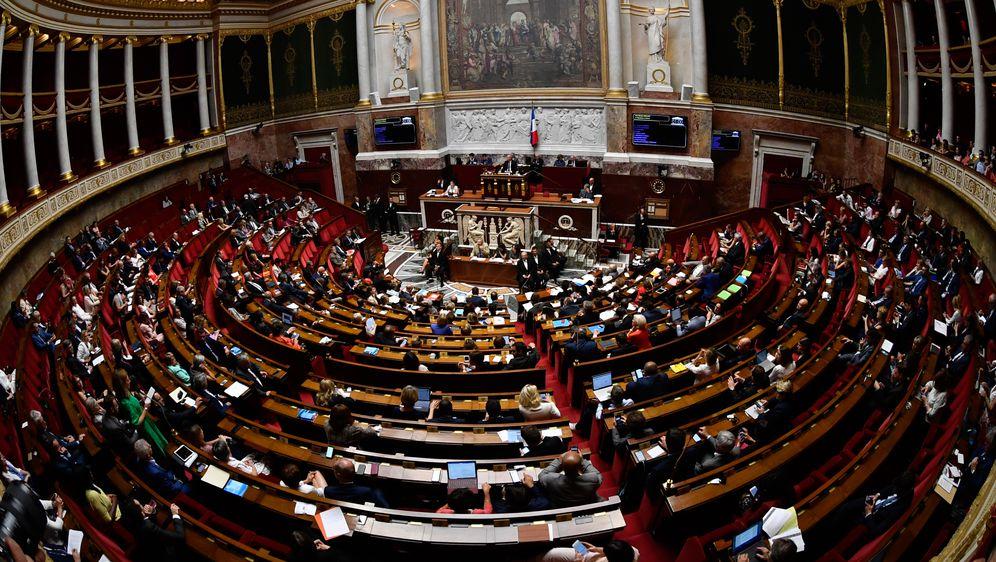 Francuski parlament (Foto: AFP)