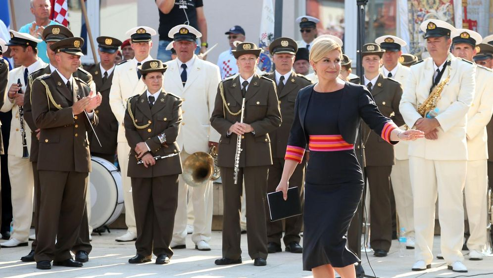 Kolinda Grabar-Kitarović (Dusko Jaramaz/PIXSELL)