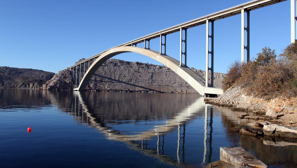 Krčki most (Foto: Pixsell, Goran Kovačić)