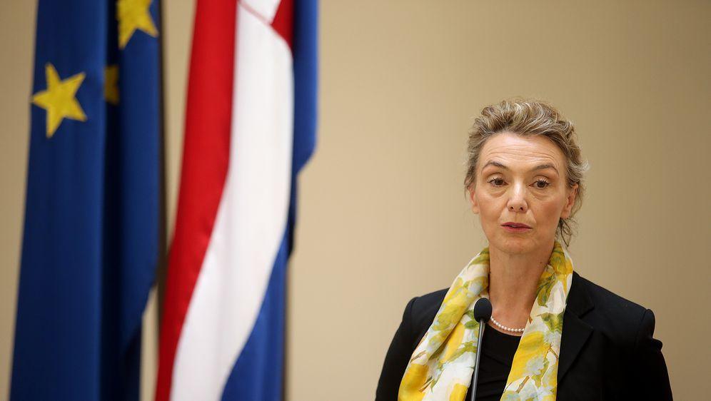 Marija Pejčinović Burić, ministrica vanjskih i europskih poslova (Foto: Goran Stanzl/PIXSELL)