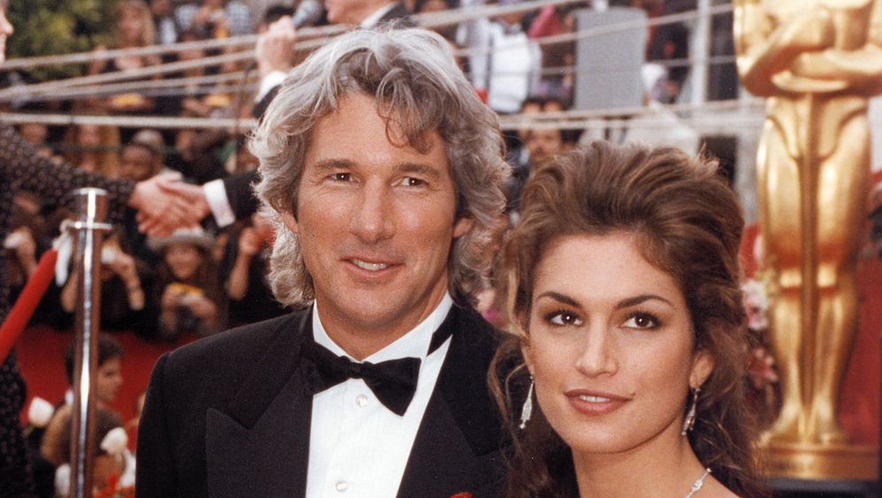Richard Gere i Cindy Crawford (Foto: Profimedia)