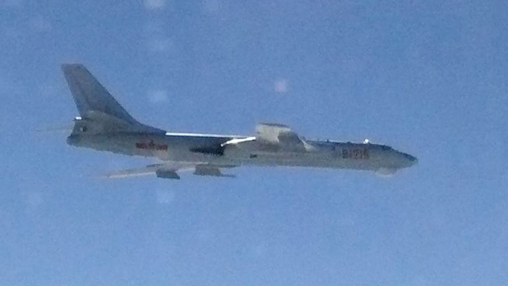 Kineski bombarder (Foto: Arhiva/AFP)