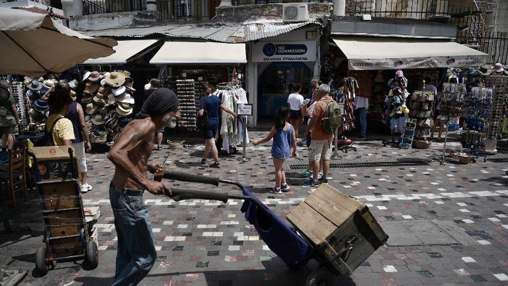 Atena, Grčka (Foto: AFP)
