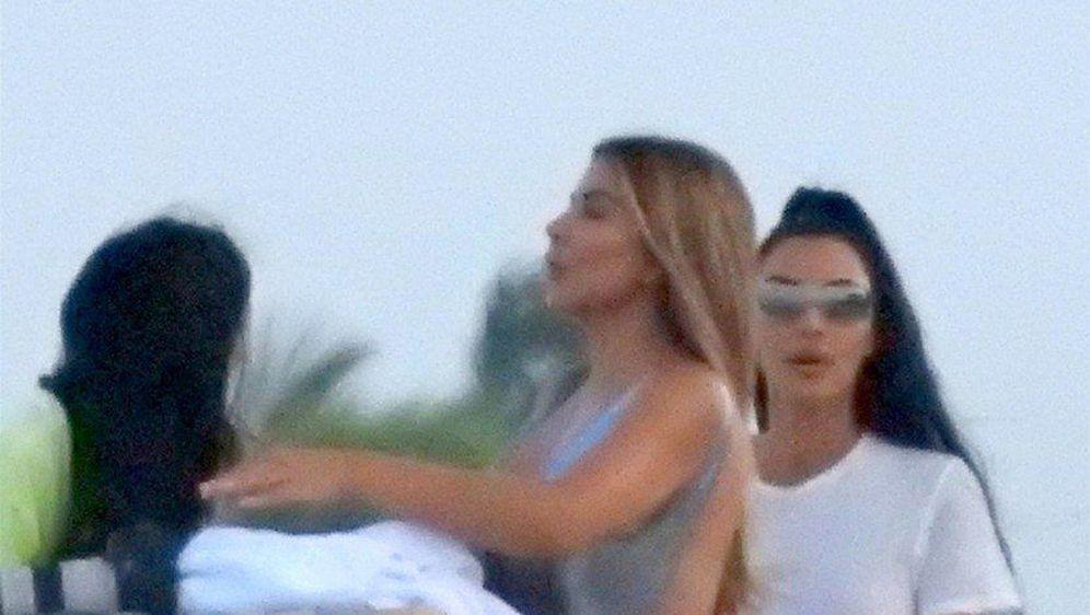 Kim Kardashian Larsa Pippen (Foto: Profimedia)
