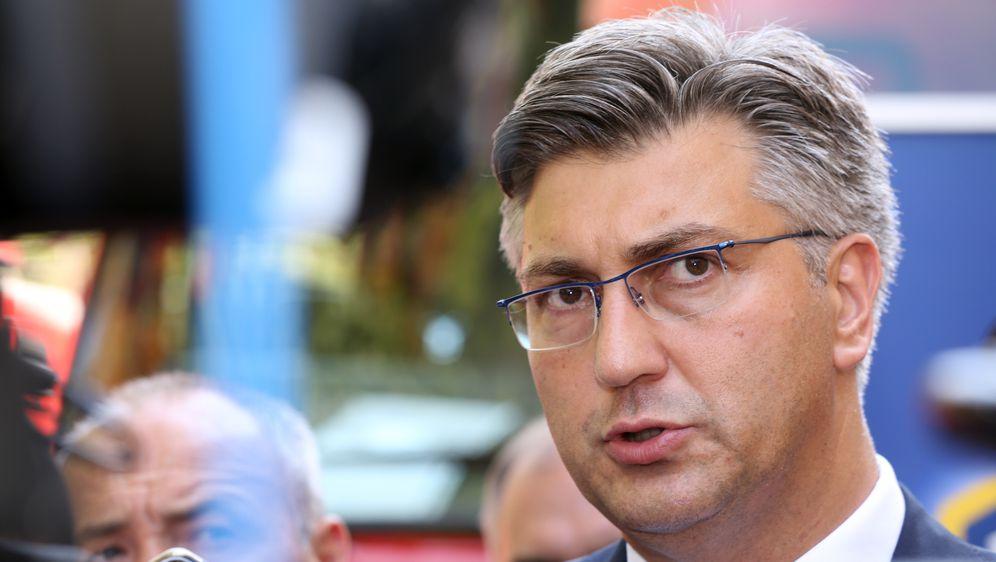 Premijer Andrej Plenković  (Foto: Miranda Cikotic/PIXSELL)