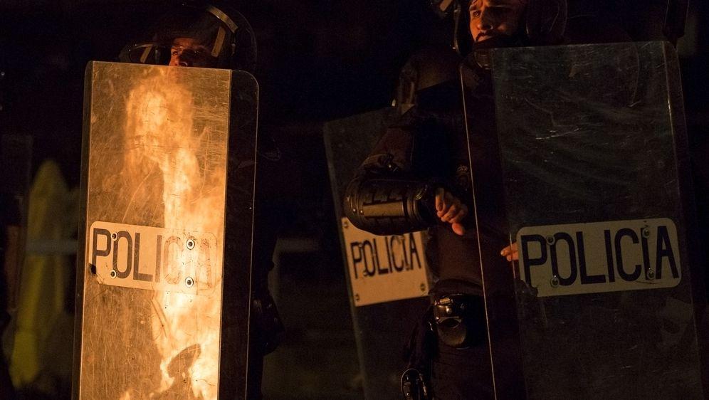 Ilustracija španjolske policije (Foto: AFP)