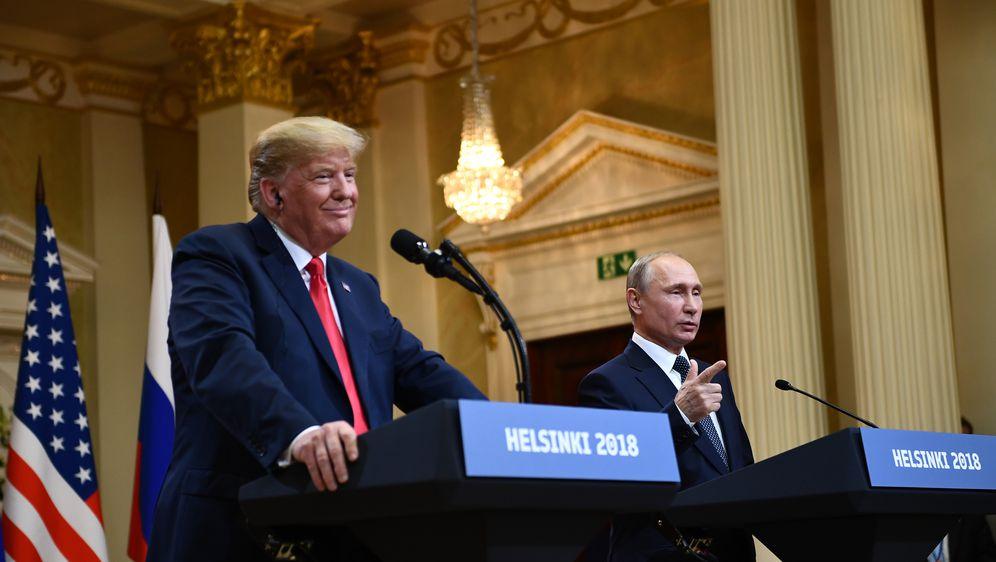Vladimir Putin i Donald Trump (Foto: AFP)