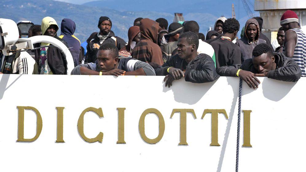 Brod Diccioti (Foto: AFP)