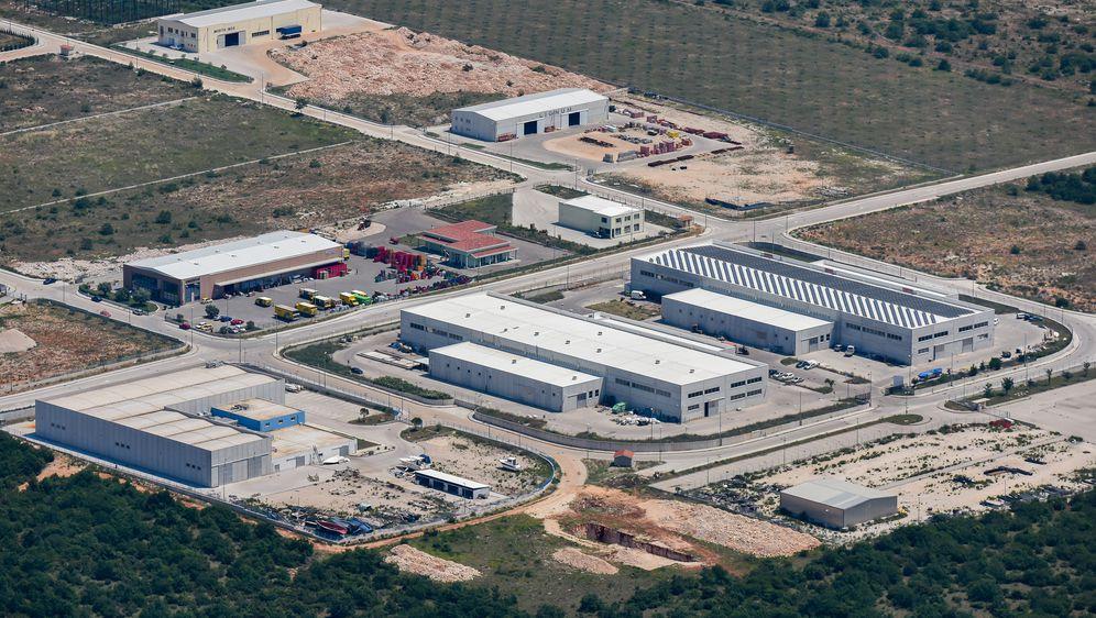 Poslovna zona Grabi (Foto: Pixsell, Dino Stanin)