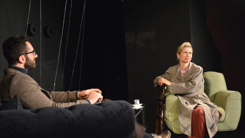 Predstava Duet za jednog (Foto: Damir Spehar/PIXSELL)