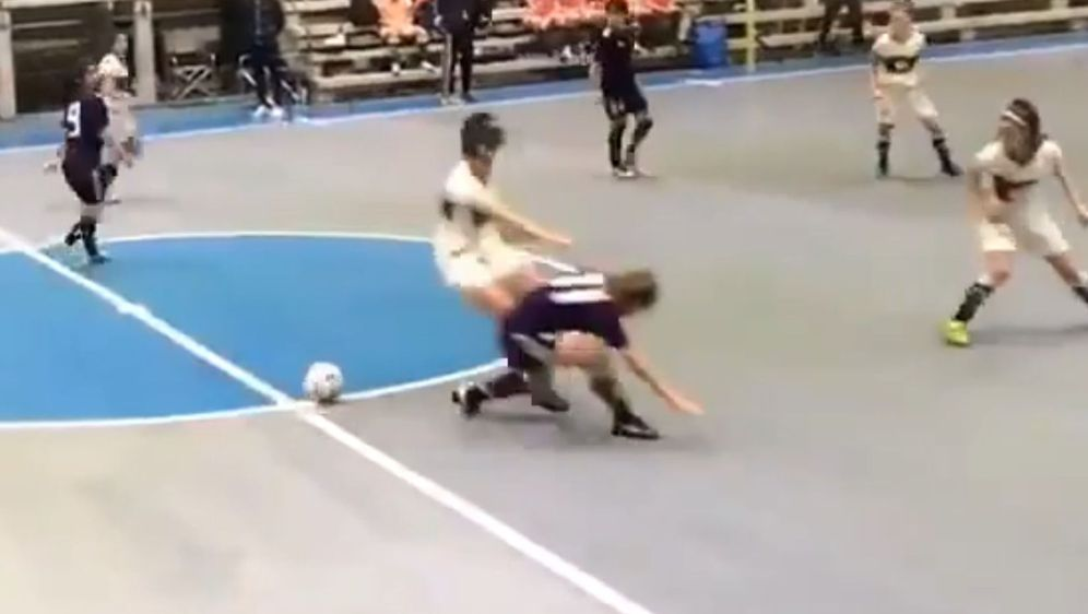 Futsal padovi (Foto: Screenshot)