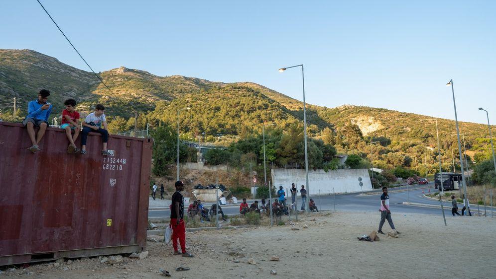 Izbjeglički kamp u Grčkoj (Foto: Press Association/PIXSELL) - 1