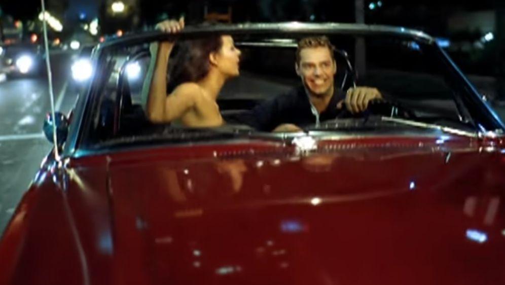 Nina Morić i Ricky Martin (Foto: Youtube screenshot)