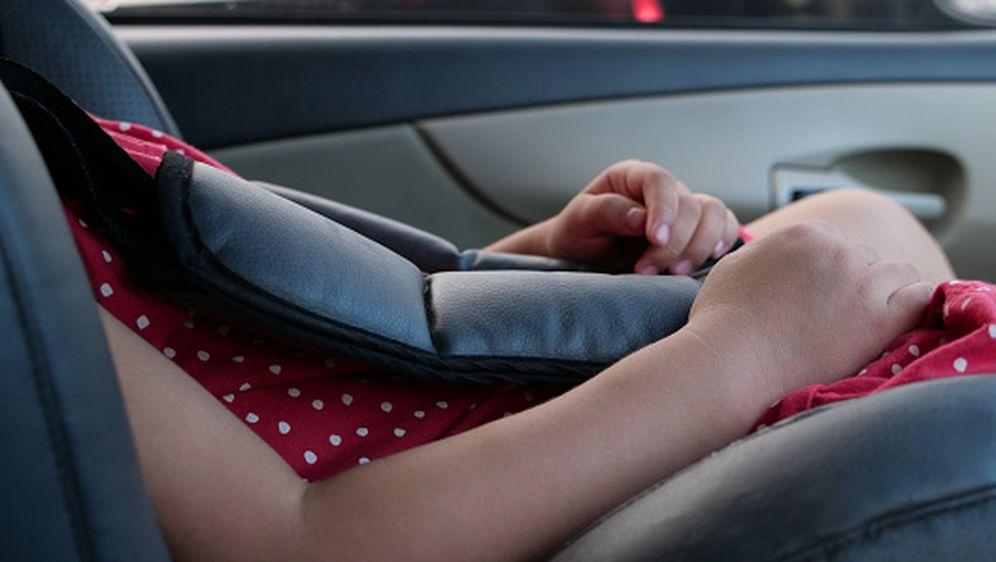 Dijete u autosjedalici (Foto: Getty Imagesa)