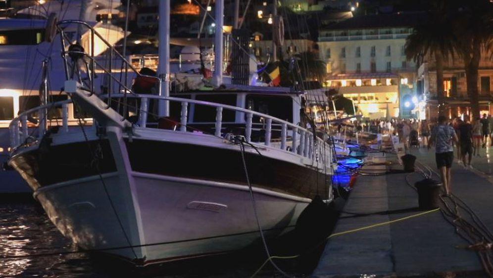 Brod na kojem su stradali talijanski turisti (Foto: Dnevnik.hr)
