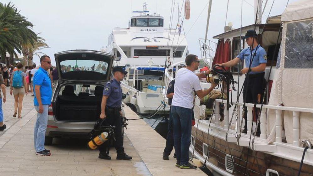 Očevid na brodu Atlantia (Foto: Dnevnik.hr)
