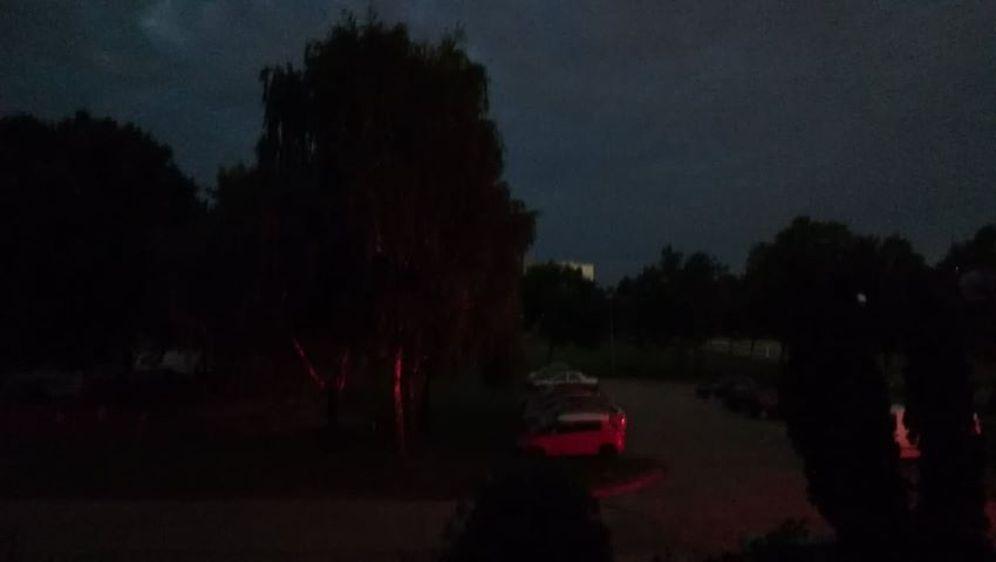 Velika Gorica bez struje (Foto: Čitatelj)