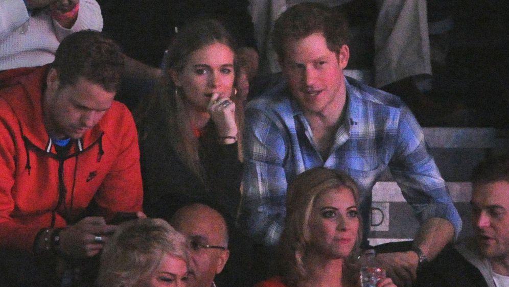 Princ Harry i Cressida Bonas (Foto: Profimedia)