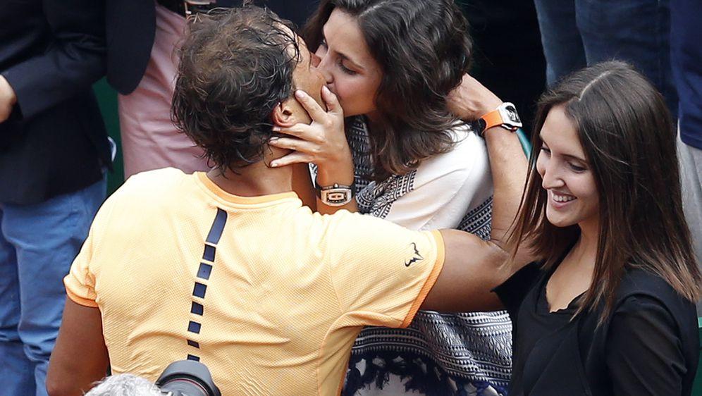 Rafael Nadal i Mery (Foto: Getty)