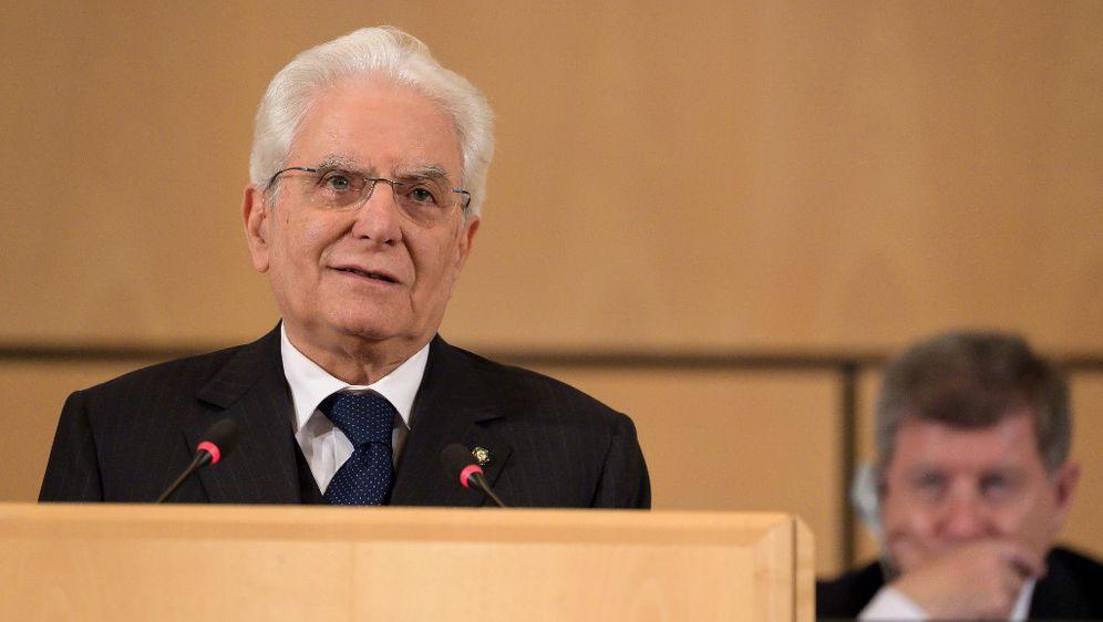 Sergio Mattarella (Foto: AFP)