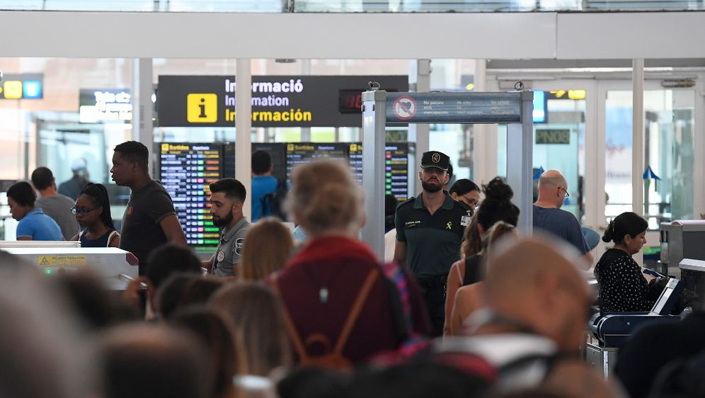 El Prat u Barceloni (Foto: AFP)