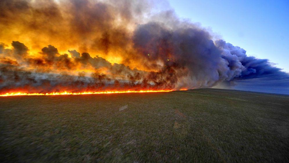 Požar u Brazilu, ilustracija (Foto: AFP)
