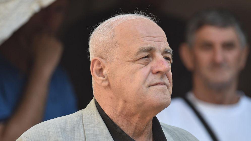 Predsjednik Savjeta za nacionalne manjine Aleksandar Tolnauer (Foto: Hrvoje Jelavic/PIXSELL)