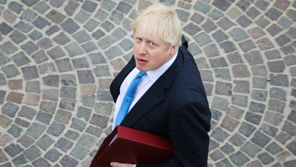 Boris Johnson (Foto: AFP)