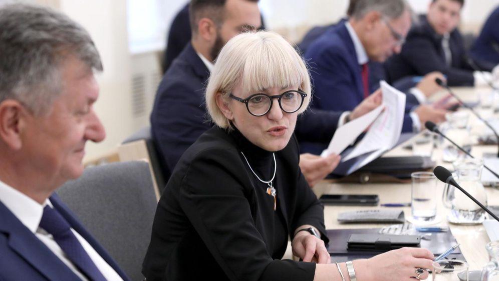 Ministrica Vesna Bedeković (Foto: Patrik Macek/PIXSELL)