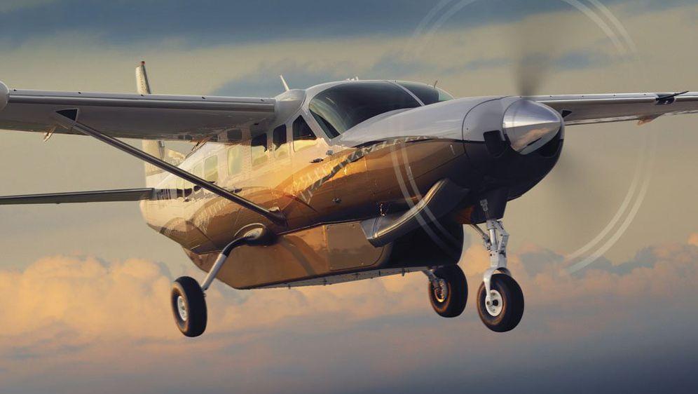 Cessna 208, ilustracija (Foto: Twitter/Cessna)